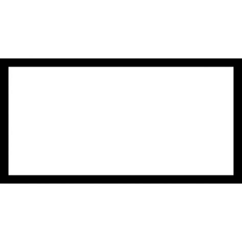 rectangle clipart black and white rectangle outline clipart