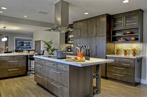 horizontal cabinet pulls kitchen contemporary with glass