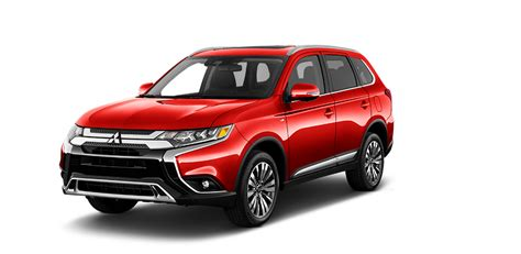 The mitsubishi outlander is a crossover suv manufactured by japanese automaker mitsubishi motors. What colors does the new 2019 Mitsubishi Outlander come in?