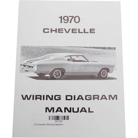 Jim Osborn Chevelle Wiring Diagrams Ebay