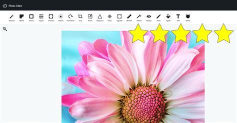 modifier des images en ligne gratuitement recadrer