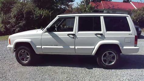 bulletproof jeep 1998 jeep cherokee classic 4x4 4wd 4 0 bulletproof tour