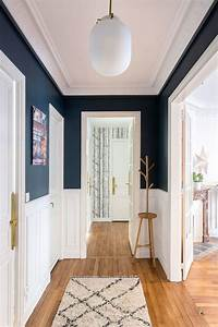 Couleur Peinture Couloir : couloir astuces d co peinture papier peint c t maison ~ Mglfilm.com Idées de Décoration