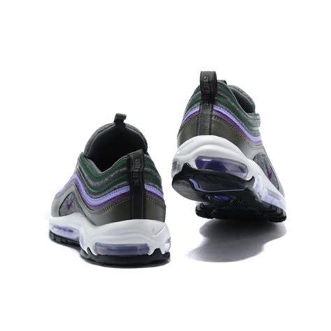 lēti nike air max 97 vīriešu apavi balti melni violeti ...