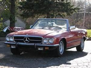 1982 Mercedes Benz  Rare 280sl Euro  Two Tops Convertible