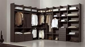 Eck Kleiderschrank Systeme : ankleidezimmer planen walk in garderobe mit stil gestalten ~ Markanthonyermac.com Haus und Dekorationen