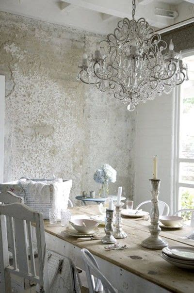 shabby chic dining room wall shabby chic decorating shabby chic and textured walls on pinterest