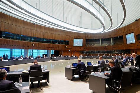 E. Rinkēvičs piedalās ES Ārlietu padomes sanāksmē Luksembu ...