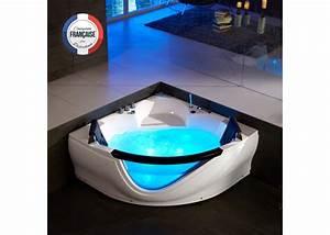 Baignoire Pour Deux : baignoire d 39 angle baln o 2 places maldives baignoire d ~ Premium-room.com Idées de Décoration