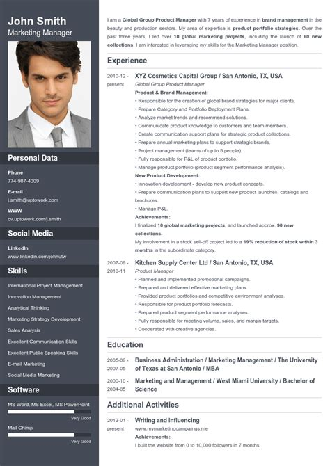 Free Creative Resume Creator by Resume Builder Your Resume Ready In 5 Minutes