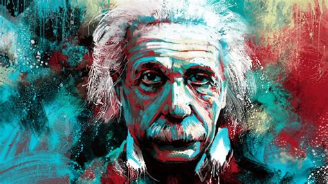 Albert Einstein HD Wallpaper | PixelsTalk.Net