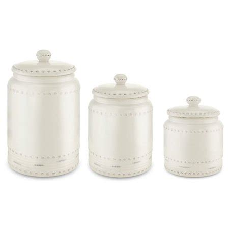 ceramic kitchen canister sets kovot ceramic 3 kitchen canister set walmart
