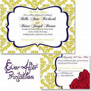 royal nuance in your disney wedding invitations With disney princess wedding invitations uk