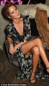 Millie Mackintosh wows in tiny LBD before changing into ...