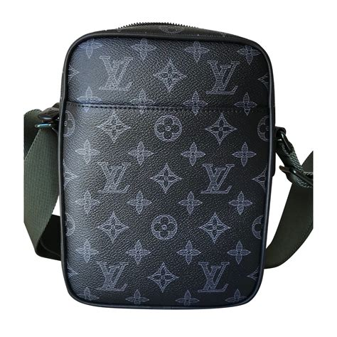 louis vuitton danube pm vivienne monogram eclipse canvas