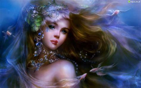 Beautiful Mermaids Animated Wallpaper - beautiful mermaid wallpaper wallpapersafari