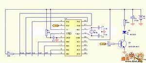 Tv Remote Control 13 Circuit - Amplifier Circuit - Circuit Diagram