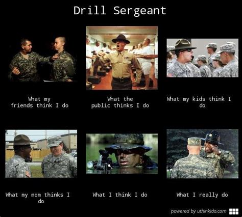 Drill Sergeant Meme - funny drill instructor quotes quotesgram