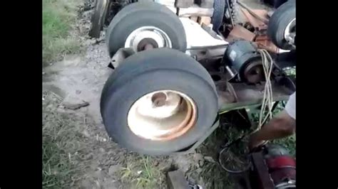 diy petrol electric garden tractor project part  youtube