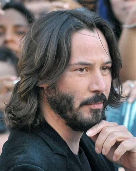 Hairstyles for men with <a href=