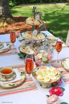 champagne afternoon tea    twist  vintage