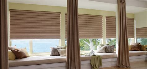 custom l shades dallas dallas tx roman shades woven woods bamboo hunter douglas