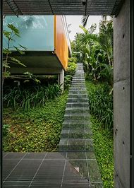 Landscape Architecture Stairs