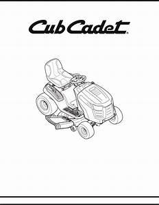 Cub Cadet Lawn Mower Ltx 1040 User Guide