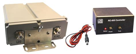 Ldg Electronics Combo Remote Antenna Tuners