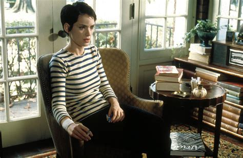 Winona Ryder as Susanna Kaysen   Girl, Interrupted Photo