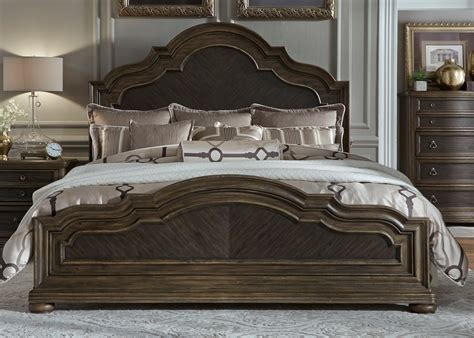 Bedroom Furniture Sets Colorado Springs by Traditional Chestnut Brown 6 Bedroom Set