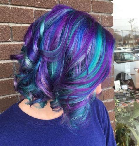 25 Best Ideas About Peacock Hair On Pinterest Peacock