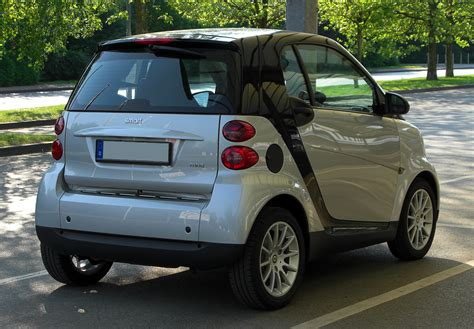 Smart : Smart Fortwo Coupé 1.0 Mhd Passion (451