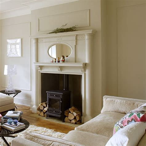 classical fireplace designs  british homes
