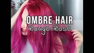 Ombré Hair Rouge : ombr hair rouge rose ~ Melissatoandfro.com Idées de Décoration