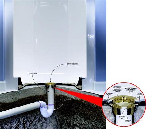 Bodenablauf Dusche Einbauen by Upstairs Shower Install Help How To Shower Drain