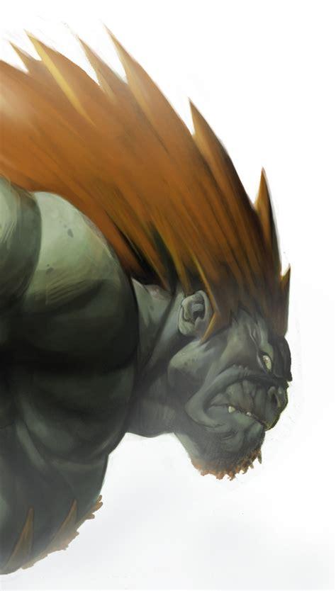 Blanka Street Fighter