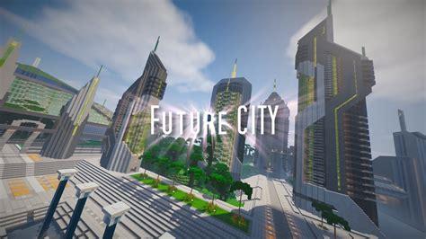 minecraft future city   home youtube