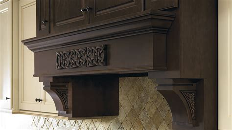 Wood Embellishments For Cabinets by Cabinet Accents Embellishments Omega Cabinetry