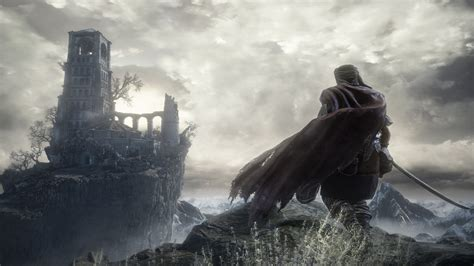 Gorgeous New Dark Souls 3 Screens Depict A Grim And