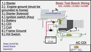 6 Pin Cdi Wiring Diagram  U2013 Moesappaloosas Com