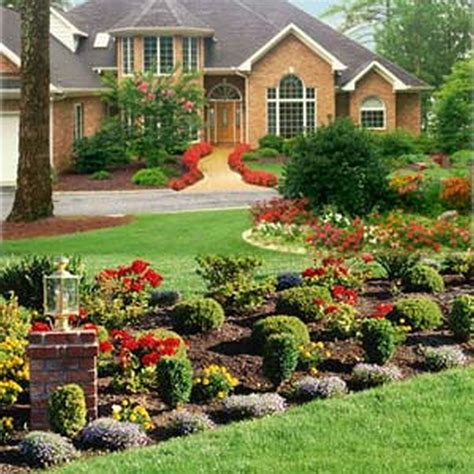 Image Of Steep Slope Landscaping Ideas On A Sloped Front