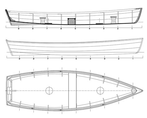 Fishing Boat Plans Pdf by Wood Fishing Boat Plans Pdf Woodworking