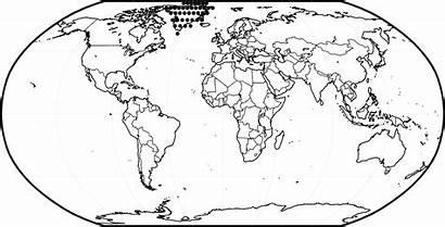 Drawing Atlas Maps Map Blank Drawings Biome
