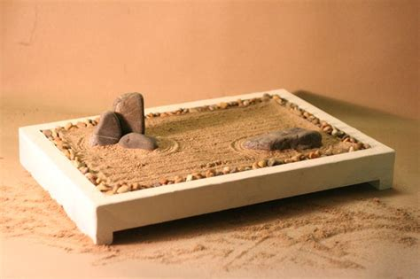 How To Build A Zen Garden In Your Backyard by How To Build Your Own Desktop Zen Garden