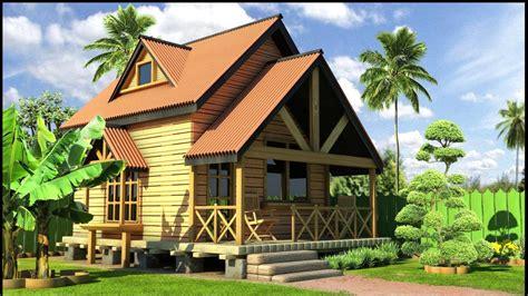 model rumah kayu minimalis model rumah minimalis