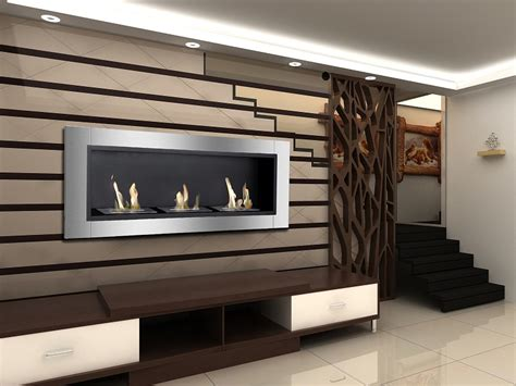 ignis ardella wall mounted recessed ventless ethanol
