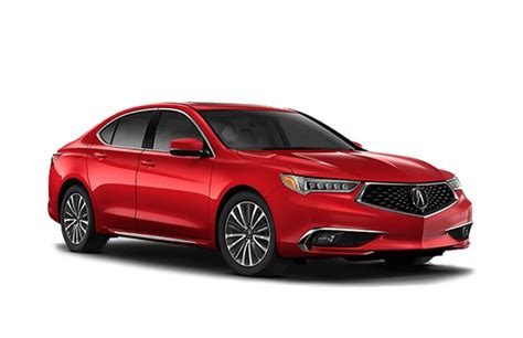 2019 Acura Tlx Auto Leasing (best Car Lease Deals