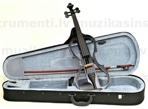 Elekstriskā vijole Ever Play BLACK TIGER - Elektriskās ...