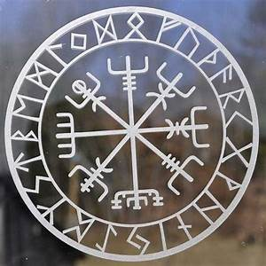 Compas De Vegvisir : talism n de viking protecci n runas vegvisir por ~ Melissatoandfro.com Idées de Décoration